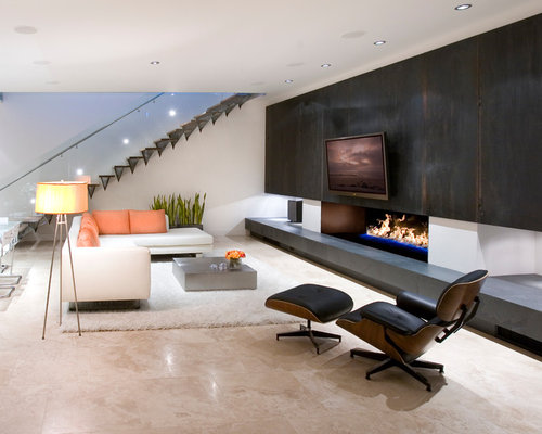 houzz  modern san diego living room design ideas  remodel pictures, Living room