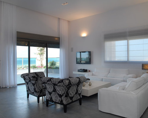 curtains on recessed track | houzz
