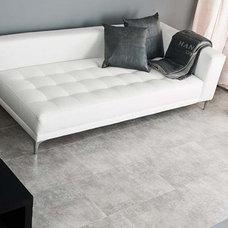 Modern Living Room by Porcelanosa USA