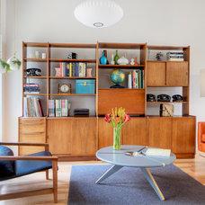 Midcentury Living Room Modern Living Room