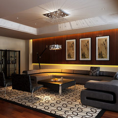 modern living room by Limitless