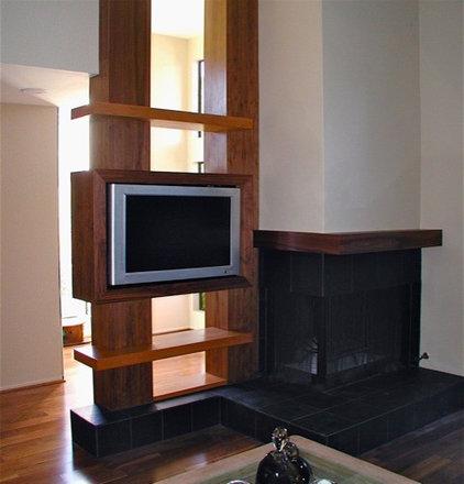 Modern Living Room by Susan Jay Design