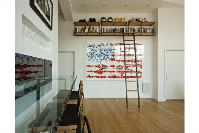 Modern Living Room by TOKEN