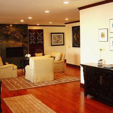 Modern Living Room by Elaine Morrison Interiors