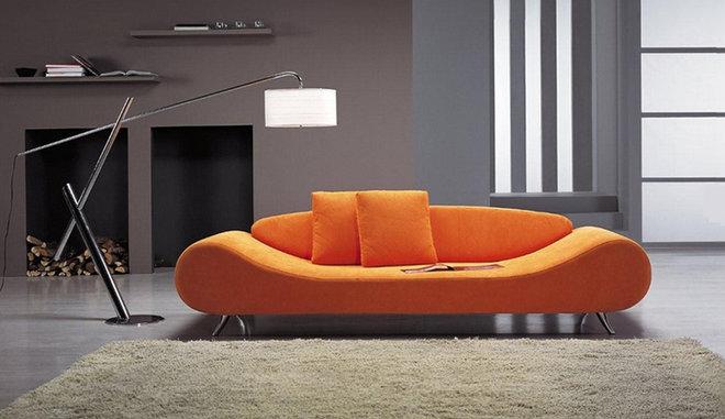 Modern Living Room by Zin Home