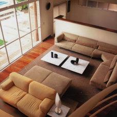 Modern Living Room by Tania Summit Interior Design