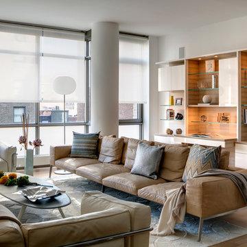 Modern Loft, Full Floor, Westside