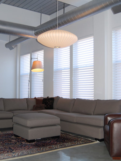modern air conditioning ducts houzz