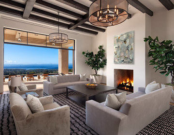 Modern Luxury with a View