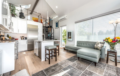 Houzz Tour: Tiny House in Boulder Suits an Adventurous Couple