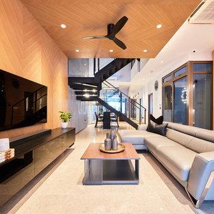 Modern Minimalist House @ Springside
