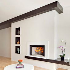 Contemporary Living Room by MAY designs