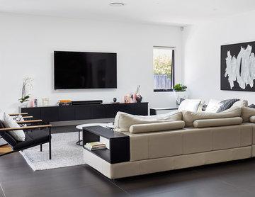 Modern Moody Home