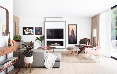 Houzz Tour: A New-build Family Home in London Gets a Makeover