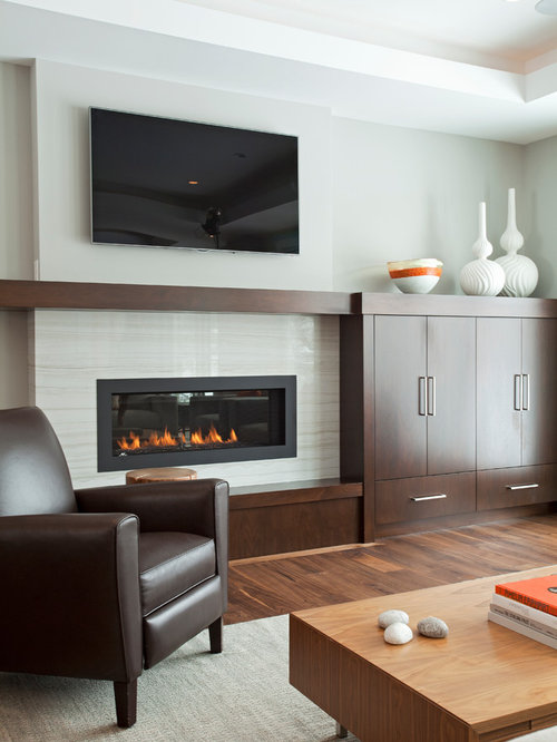 Fireplace Cabinet | Houzz