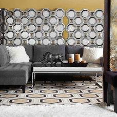 Modern Living Room by Z Gallerie
