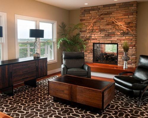 Modern Rustic Furniture Home Design Ideas Pictures
