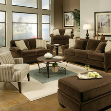 Traditional Living Room by Grace-ful Living Home Furniture