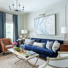 Room of the Day: Time to Feather an Empty Nest