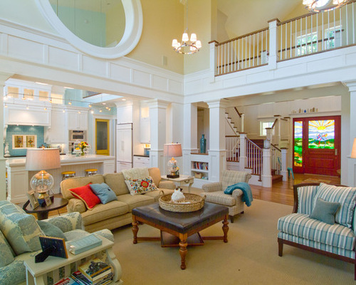 amusing two story living room | Two Story Great Room | Houzz