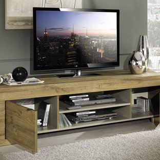 Lcd Tv Stand Designs Wooden : Wooden lcd tv stand living room ideas & photos houzz