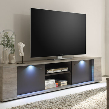 Modern TV Stand Sidney 75 by LC Mobili - $739.00