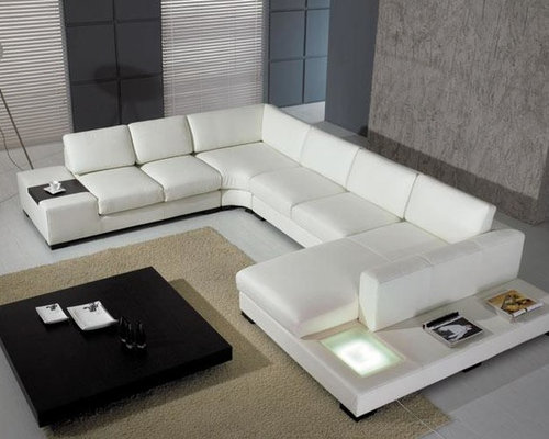 U shaped sectional houzz for U shaped sofa in living room