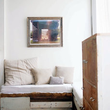 Rustic Family Room by Emily Chalmers | Caravan Style