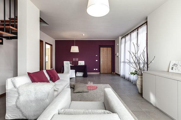 Wonderful Moderno Soggiorno By Gabriella Sala Staging U0026 Redesign