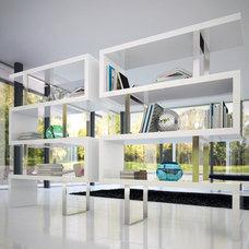 Contemporary Living Room by MODLOFT