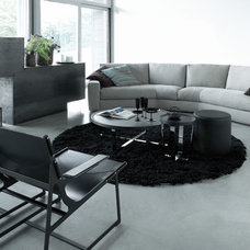 Contemporary Living Room by usona