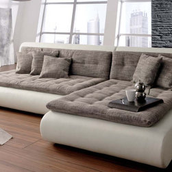 Mona Modular Sectional - Mona - Large Modular Sectional in Various configurations.