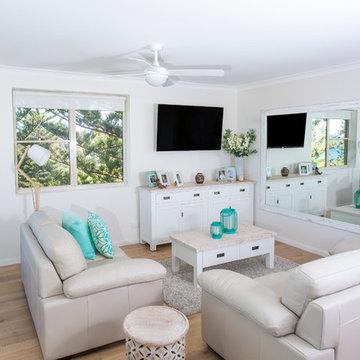 Mona Vale Beach unit renovation
