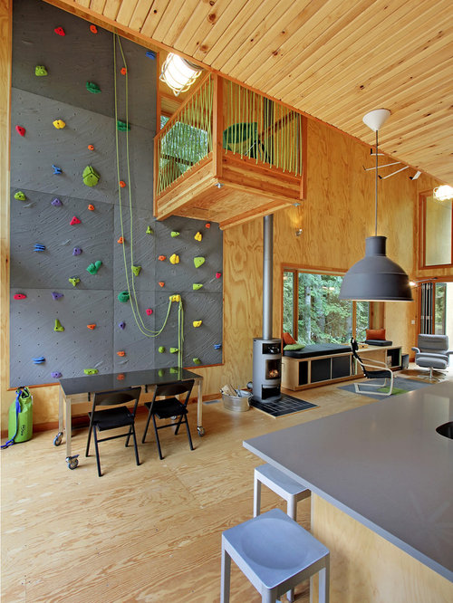 Best Climbing Wall Design Ideas Amp Remodel Pictures Houzz