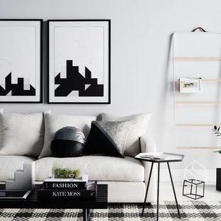 Monochrome Living Room Pack