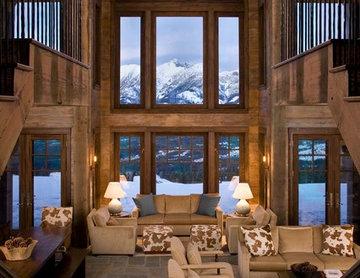 Montana Ski House