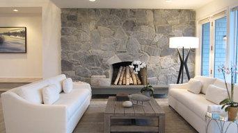 Montauk living room