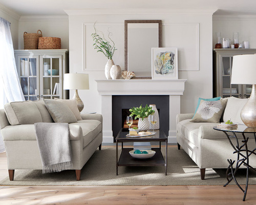 ... Saveemail · Crate And Barrel Living Room Sectional ...