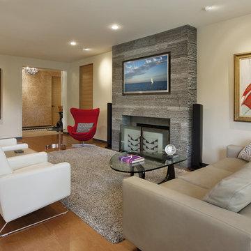 Montecito Shores Remodel Living Room