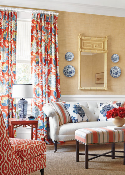 Living Room by Thibaut