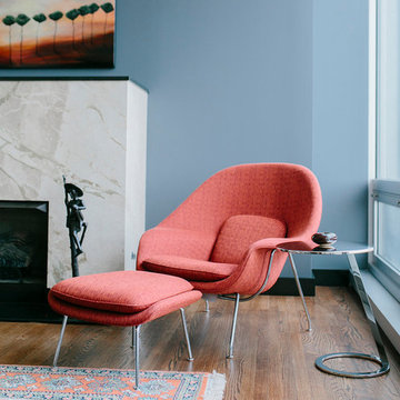 Montgomery Ward - Womb Chair