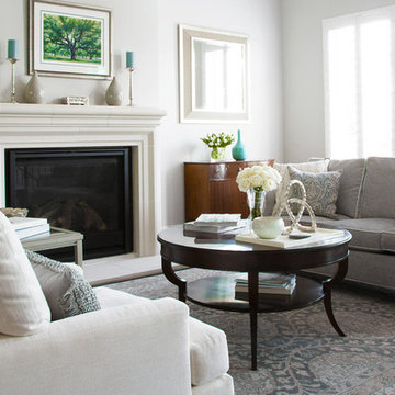 Montrose Townhouse - Living Room