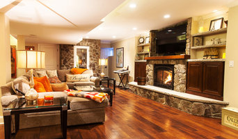 Moorestown Custom Basement