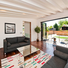 Contemporary Living Room by Warwick Avenue