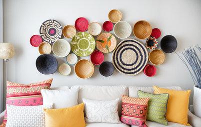 Förvaring: Ingen plats för alla saker? Tänk helt uppåt väggarna!