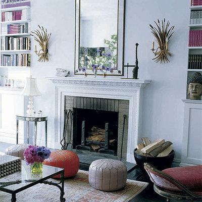 Mediterranean Living Room by Moroccan Design