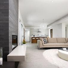 Modern  by OJMR-Architects, Inc.