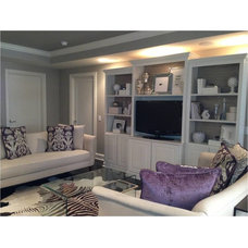 Transitional Living Room by Lowes Phillipsburg NJ