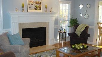 Morrisville NC Living Room