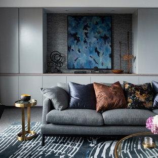 Mosman living room